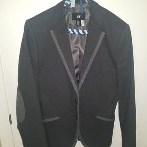 H&M Blazer Grey Colorway